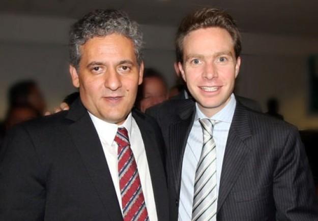 Juan Sabines y Manuel Velasco